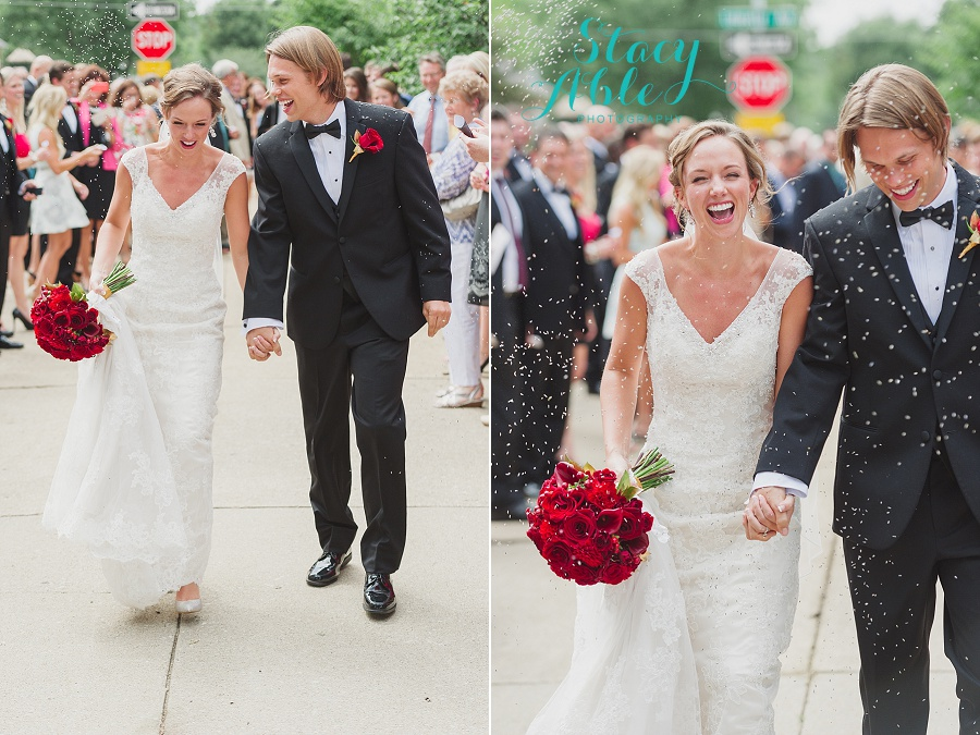 Columbus Indiana Wedding At The Commons